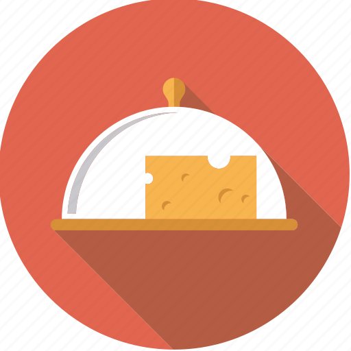 cheese, cheese dome, equipment, food, household, kitchen icon