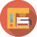 appliance, coffee, equipment, household, kitchen, machine icon