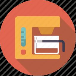 appliance, coffee, equipment, household, kitchen, machine icon
