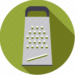 cooking, equipment, grater, household, kitchen, utensil icon