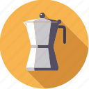 coffee, equipment, espresso, household, kitchen, machine icon
