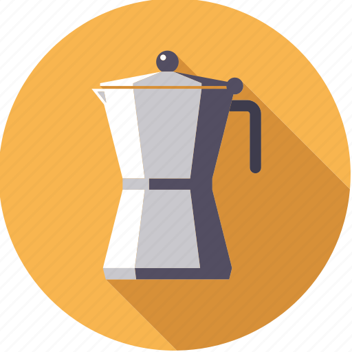 coffee, equipment, espresso, household, kitchen, machine icon
