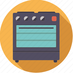 appliance, cooking, household, kitchen, oven, stove icon
