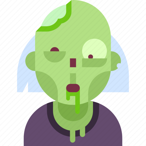 avatar, dead, helloween, monster, undead, zombi, zombie icon
