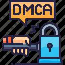 auction, dmca, hammer, judgment