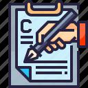 business, copyright, dcoument, deal, signature