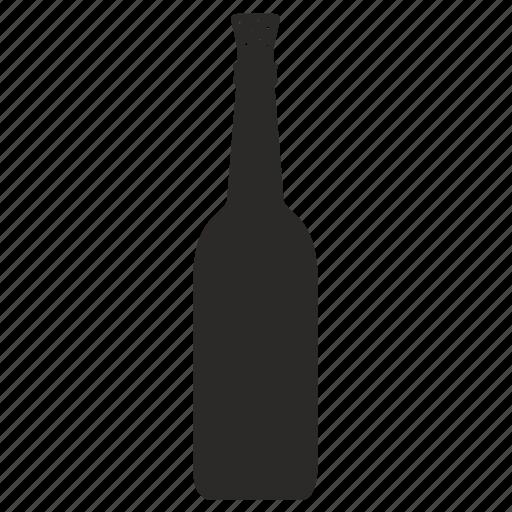 bottle, cork icon