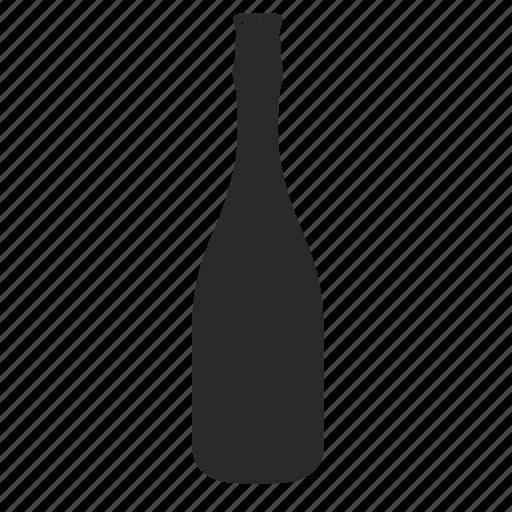 cork, shampagne, wine icon
