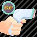 celsius, hot, temperature, thermometer