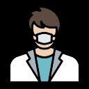 antiviral, coronavirus, covid, dentist, doctor, mask, medical