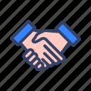 agreement, business, fingers, hand, handshake, meeting, transmission