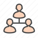 color, corona, covid, group, icons, people, person, vector, virus icon