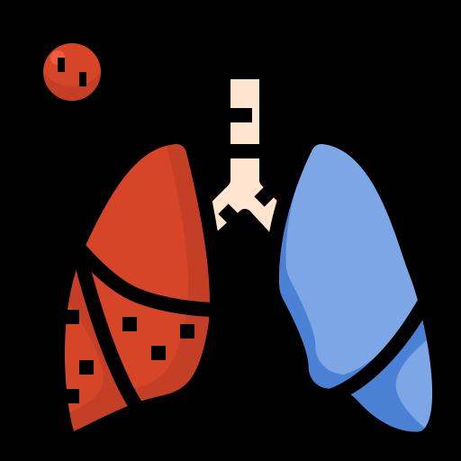 corona, corona virus, coronavirus, covid19, infection, lung, respiratory icon