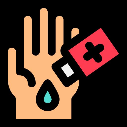 Coronavirus, hand, hand hygiene, hand sanitizer, handwashing, corona, corona virus icon - Free download