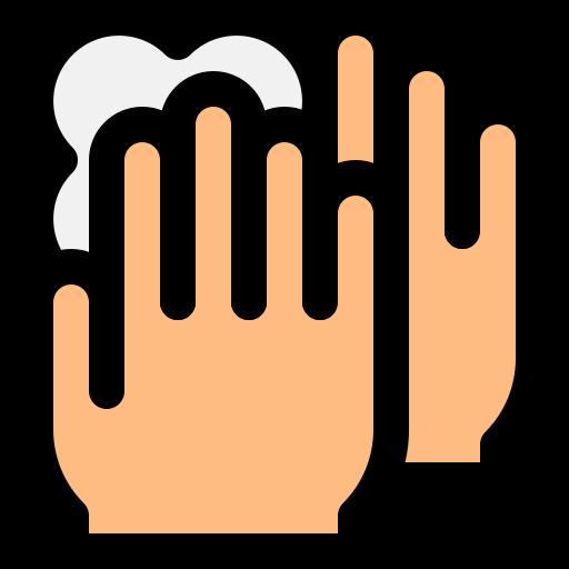 Coronavirus, hand, hand hygiene, handwashing, washing, corona, corona virus icon - Free download