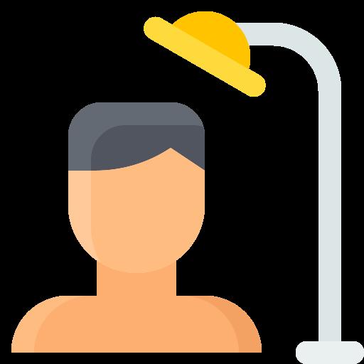 Avatar, bath, clean, coronavirus, take a shower, corona, corona virus icon - Free download
