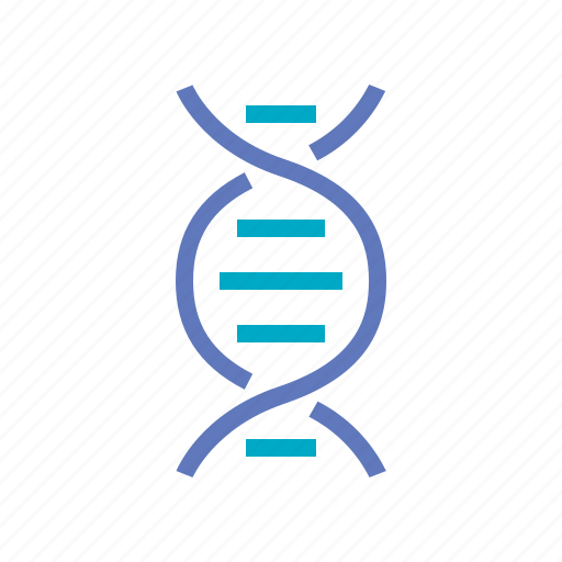 Dna, genetic, helix, molecule, science icon - Download on Iconfinder