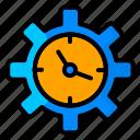 icon, color, set, vector, illustration