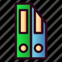 folder, storage, database, files, documents