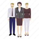business, caucasian, clothing, office, people, profile, user icon