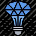 creativity, idea, lightbulb, invention, inspiration