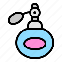 bottle, container, cosmetic, perfume, spray bottle icon