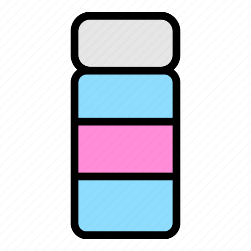 bottle, container, cosmetic, medicine icon