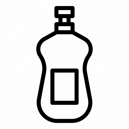 bottle, cleanser, container, cosmetic, perfume, shampoo icon
