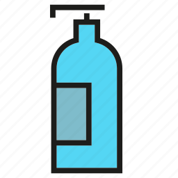 aroma, bottle, cosmetic, fragrance, perfume, product, spray icon