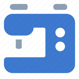 machine, sewing, sewing machine icon