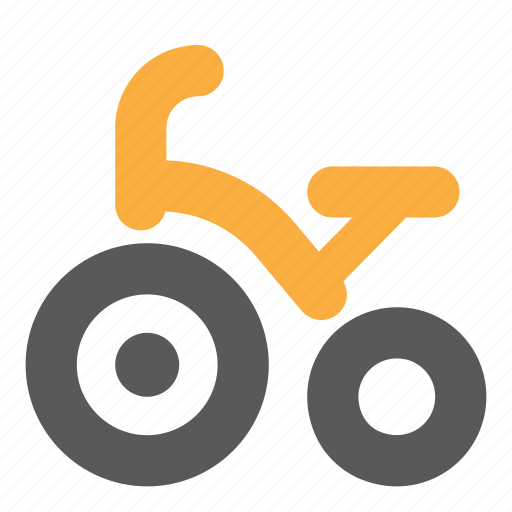 baby, bicycle, bike, infant, transport icon