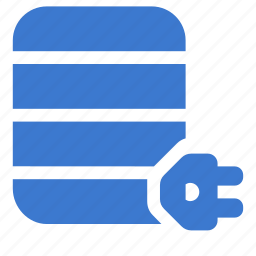 base, connect, database, repository icon