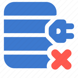 base, close, connect, database, repository icon
