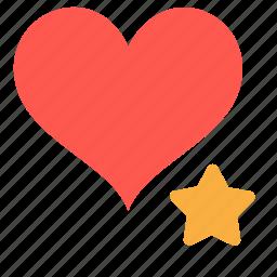 add, favorite, heart, like icon