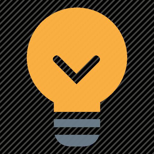 bulb, creative, electric, energy, idea, lamp icon
