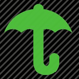 antivirus, protection, rain, umbrella icon