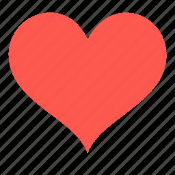 favorite, heart, like, love, romantic, valentine icon