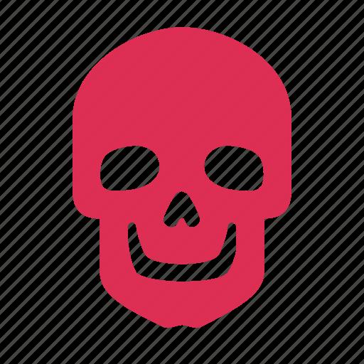 anatomy, dead, human, skull icon