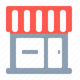 business, market, shop, shopping, showcase, store icon