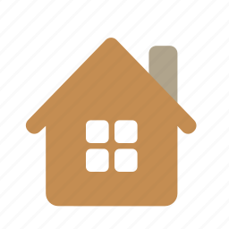 building, home, home page, village icon