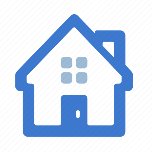 architecture, building, home, house, page icon