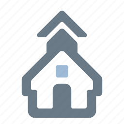 building, education, knowledge, school, student, study icon