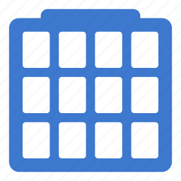 building, business, center, office, shop, supermarket, trade icon