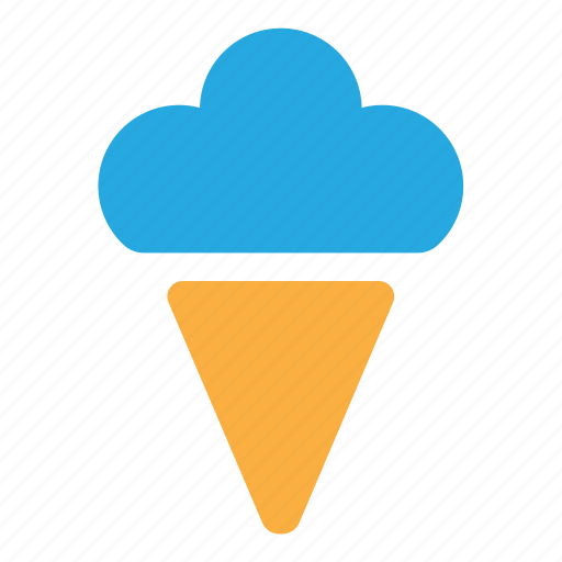 cream, frozen, frozen yogurt, ice, ice cream icon