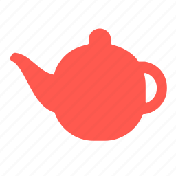 drink, hot water, tea, teapot icon