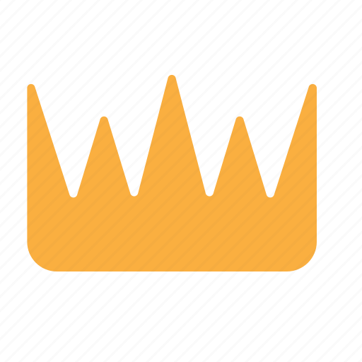 crown, king, princess, queen icon