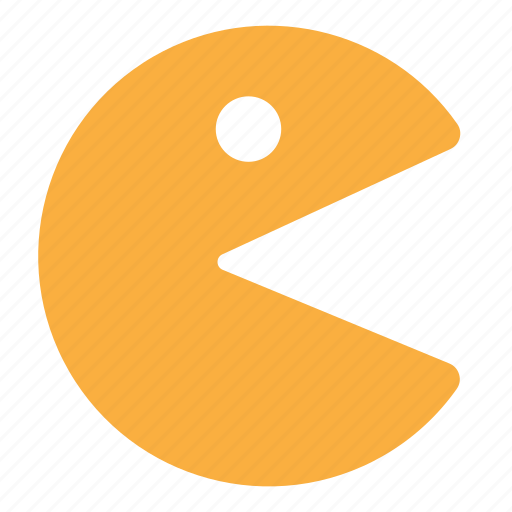 character, eater, game, pacman icon