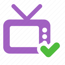 channel, ready, set, television, tv icon