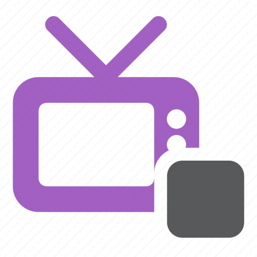 channel, media, stop, television, tv icon