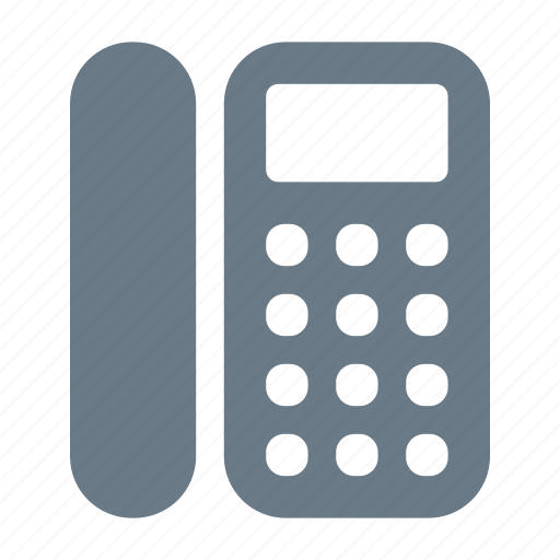 Fax, phone, stationary, call, contact, telephone icon - Download on Iconfinder